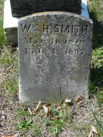 SMITH, WILLIAM H. - Talbot County, Maryland   WILLIAM H. SMITH - Maryland Gravestone Photos