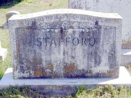STAFFORD, ANNA D. - Talbot County, Maryland | ANNA D. STAFFORD - Maryland Gravestone Photos