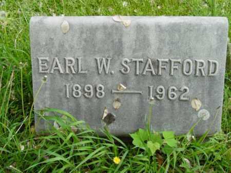 STAFFORD, EARL W. - Talbot County, Maryland   EARL W. STAFFORD - Maryland Gravestone Photos