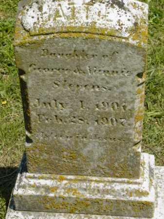 STEVENS, MATTIE - Talbot County, Maryland | MATTIE STEVENS - Maryland Gravestone Photos