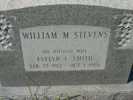 SMITH STEVENS, EVELYN I. - Talbot County, Maryland | EVELYN I. SMITH STEVENS - Maryland Gravestone Photos
