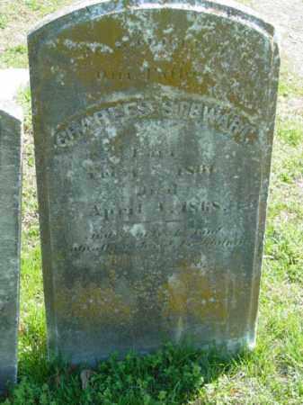 STEWART, CHARLES - Talbot County, Maryland | CHARLES STEWART - Maryland Gravestone Photos