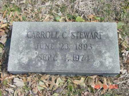 STEWART, CARROLL C. - Talbot County, Maryland | CARROLL C. STEWART - Maryland Gravestone Photos
