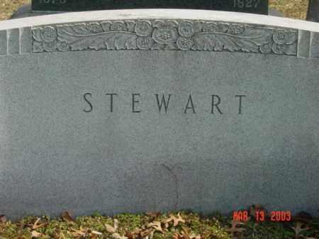 STEWART, FAMILY - Talbot County, Maryland | FAMILY STEWART - Maryland Gravestone Photos