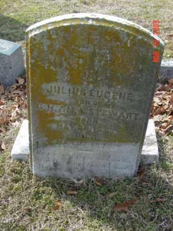 STEWART, JULIUS EUGENE - Talbot County, Maryland | JULIUS EUGENE STEWART - Maryland Gravestone Photos