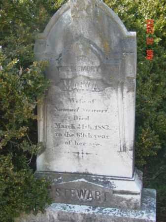 STEWART, MARY A. - Talbot County, Maryland | MARY A. STEWART - Maryland Gravestone Photos