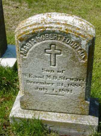STEWART, MASN ROBERT FOURTAN - Talbot County, Maryland | MASN ROBERT FOURTAN STEWART - Maryland Gravestone Photos