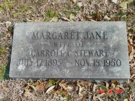 STEWART, MARGARET JANE - Talbot County, Maryland | MARGARET JANE STEWART - Maryland Gravestone Photos