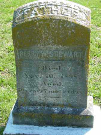 STEWART, PERRY W. - Talbot County, Maryland | PERRY W. STEWART - Maryland Gravestone Photos