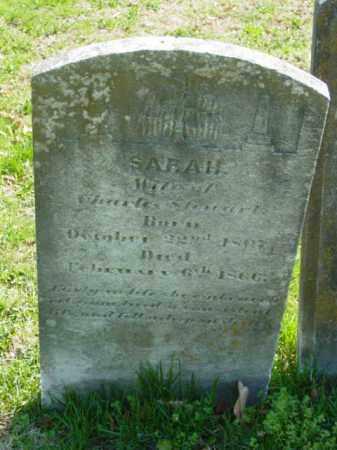 STEWART, SARAH - Talbot County, Maryland   SARAH STEWART - Maryland Gravestone Photos
