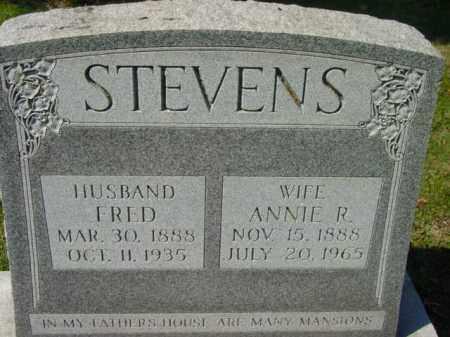 STEVENS, FRED - Talbot County, Maryland | FRED STEVENS - Maryland Gravestone Photos