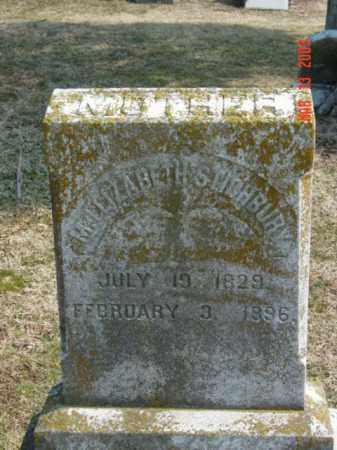 STITCHBURY, M. ELIZABETH - Talbot County, Maryland | M. ELIZABETH STITCHBURY - Maryland Gravestone Photos