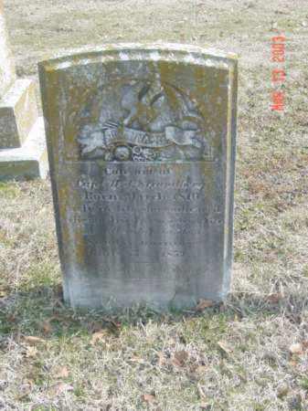 STRANDBERG, MRS. - Talbot County, Maryland | MRS. STRANDBERG - Maryland Gravestone Photos