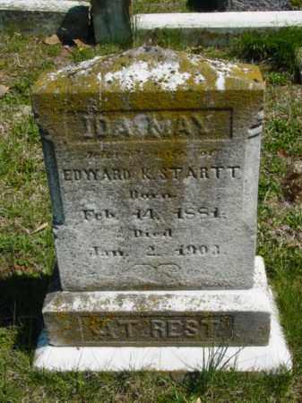 STRATT, IDA MAY - Talbot County, Maryland   IDA MAY STRATT - Maryland Gravestone Photos