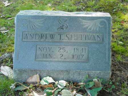 SULLIVAN, ANDREWT. - Talbot County, Maryland | ANDREWT. SULLIVAN - Maryland Gravestone Photos