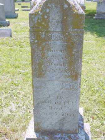SWARTZ, EDWARD - Talbot County, Maryland | EDWARD SWARTZ - Maryland Gravestone Photos