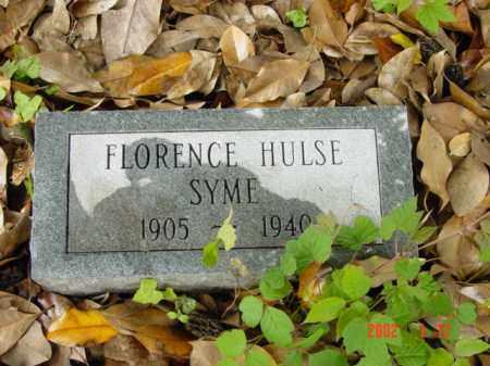 SYME, FLORENCE - Talbot County, Maryland | FLORENCE SYME - Maryland Gravestone Photos