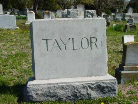 TAYLOR, MONUMENT - Talbot County, Maryland   MONUMENT TAYLOR - Maryland Gravestone Photos