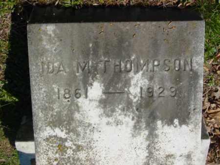 THOMPSON, IDA M. - Talbot County, Maryland   IDA M. THOMPSON - Maryland Gravestone Photos