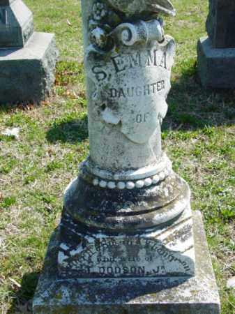 THOMPSON, S. EMMA - Talbot County, Maryland | S. EMMA THOMPSON - Maryland Gravestone Photos
