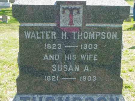 THOMPSON, WALTER H. - Talbot County, Maryland | WALTER H. THOMPSON - Maryland Gravestone Photos