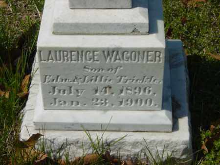 TRICKLE, LAURENCE WAGONER - Talbot County, Maryland | LAURENCE WAGONER TRICKLE - Maryland Gravestone Photos