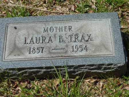 TRAX, LAURA B. - Talbot County, Maryland | LAURA B. TRAX - Maryland Gravestone Photos