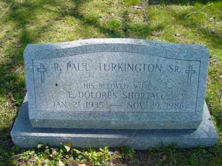 SHOPTALL TURKINGTON, E. DOLORES - Talbot County, Maryland | E. DOLORES SHOPTALL TURKINGTON - Maryland Gravestone Photos