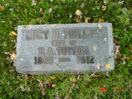 TUTHILL, LUCY H. - Talbot County, Maryland | LUCY H. TUTHILL - Maryland Gravestone Photos