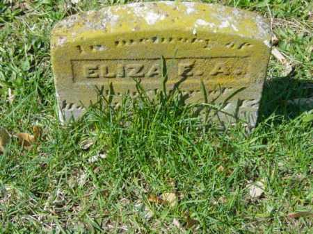 UNKNOWN, ELIZA E. A. - Talbot County, Maryland   ELIZA E. A. UNKNOWN - Maryland Gravestone Photos