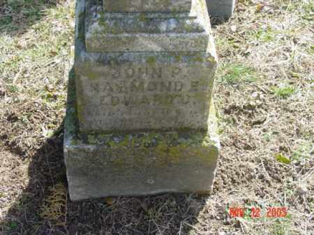 UNKNOWN, JOHN P. - Talbot County, Maryland | JOHN P. UNKNOWN - Maryland Gravestone Photos
