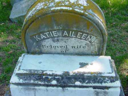 UNKNOWN, KATIE AILEEN - Talbot County, Maryland | KATIE AILEEN UNKNOWN - Maryland Gravestone Photos