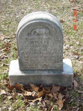 UNKNOWN, WILLIE - Talbot County, Maryland | WILLIE UNKNOWN - Maryland Gravestone Photos