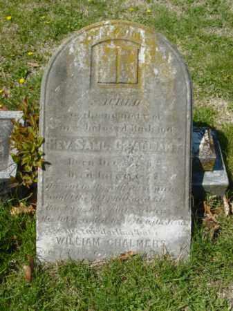 VALLIANT, REV SAMUEL G. - Talbot County, Maryland | REV SAMUEL G. VALLIANT - Maryland Gravestone Photos