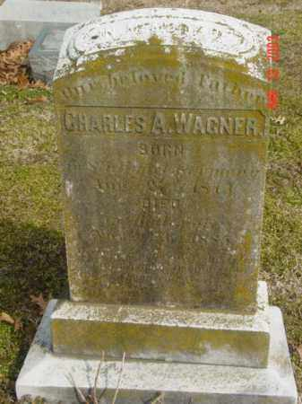 WAGNER, CHARLES A. - Talbot County, Maryland   CHARLES A. WAGNER - Maryland Gravestone Photos