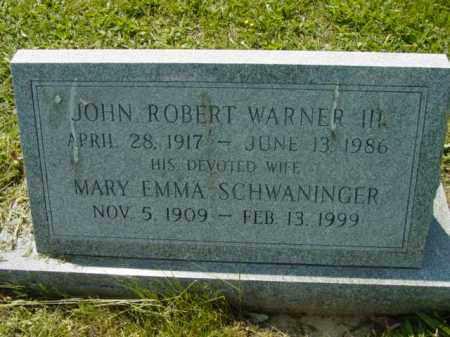WARNER, MARY EMMA - Talbot County, Maryland | MARY EMMA WARNER - Maryland Gravestone Photos