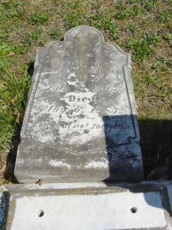WARRINGTON, MRS. GEORGE - Talbot County, Maryland   MRS. GEORGE WARRINGTON - Maryland Gravestone Photos