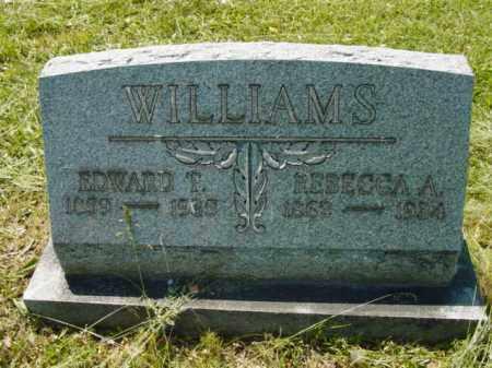 WILLIAMS, REBECA A. - Talbot County, Maryland   REBECA A. WILLIAMS - Maryland Gravestone Photos