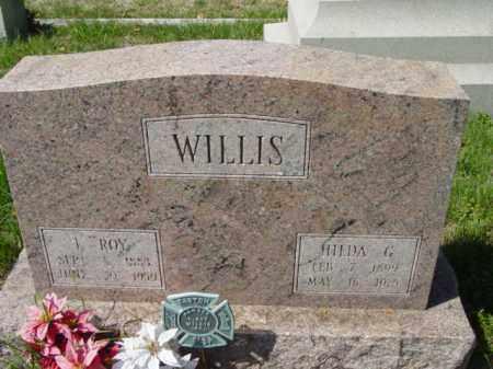 WILLIS, HILDA G. - Talbot County, Maryland   HILDA G. WILLIS - Maryland Gravestone Photos