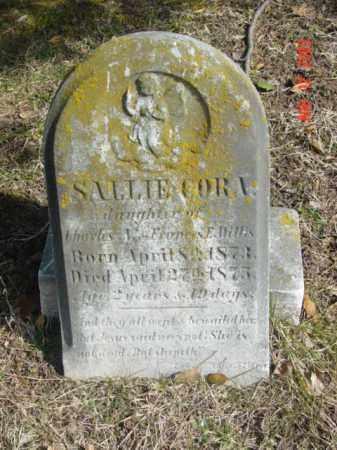 WILLIS, SALLIE CORN - Talbot County, Maryland   SALLIE CORN WILLIS - Maryland Gravestone Photos