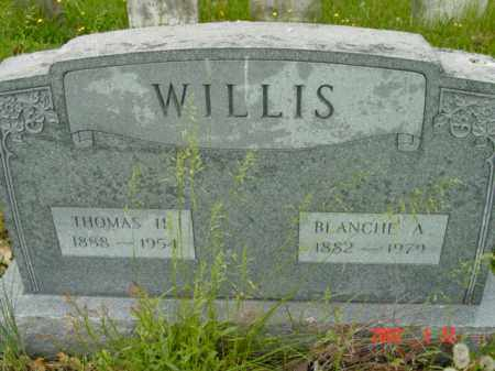 WILLIS, BLANCHE A. - Talbot County, Maryland | BLANCHE A. WILLIS - Maryland Gravestone Photos