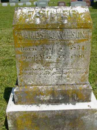 WILSON, JAMES A. - Talbot County, Maryland | JAMES A. WILSON - Maryland Gravestone Photos