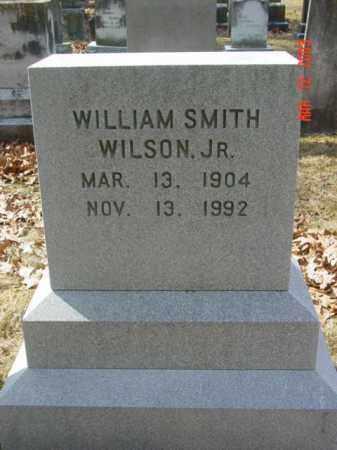 WILSON JR., WILLIAM SMITH - Talbot County, Maryland   WILLIAM SMITH WILSON JR. - Maryland Gravestone Photos
