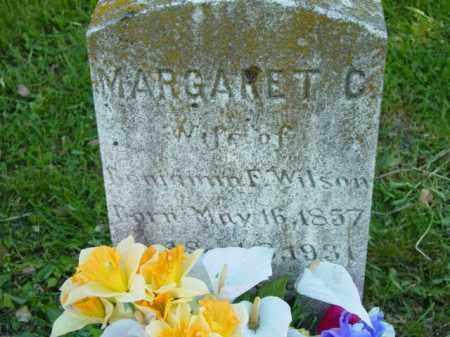 WILSON, MARGARET C. - Talbot County, Maryland | MARGARET C. WILSON - Maryland Gravestone Photos