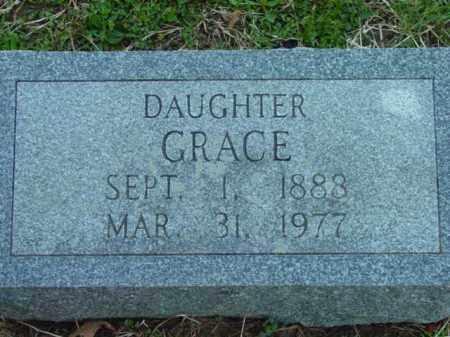 WOODWARD, GRACE - Talbot County, Maryland | GRACE WOODWARD - Maryland Gravestone Photos