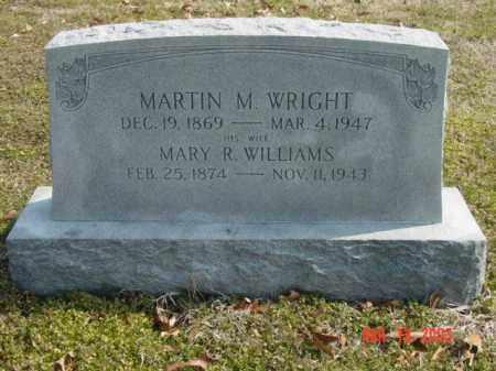 WILLIAMS, MARY R. - Talbot County, Maryland | MARY R. WILLIAMS - Maryland Gravestone Photos