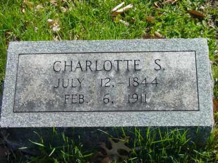 EWING, CHARLOTTE S. - Talbot County, Maryland   CHARLOTTE S. EWING - Maryland Gravestone Photos