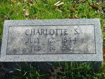 EWING, CHARLOTTE S. - Talbot County, Maryland | CHARLOTTE S. EWING - Maryland Gravestone Photos