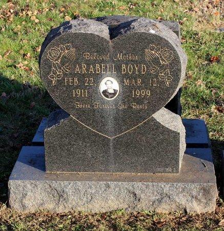 BOYD, ARABELL - Prince George's County, Maryland | ARABELL BOYD - Maryland Gravestone Photos