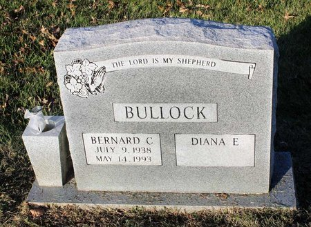 BULLOCK, BERNARD C. - Prince George's County, Maryland | BERNARD C. BULLOCK - Maryland Gravestone Photos